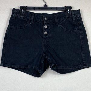 💫Levi's   Black Shorts.